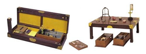 古代木甑酿酒设备图片