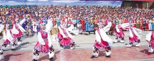 民族团结一家亲——巴彦淖尔市推进民族团结进步事业