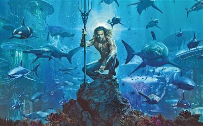 深海惊魂白鳍鲨